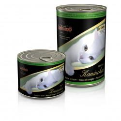 Feuchtnahrung All-Meat-Qualität Reich an Kaninchen