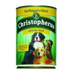 Erwachsener Hund - Leichte Kost Gefügel+Reis