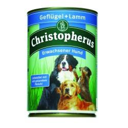 Erwachsener Hund - Gefügel+Lamm