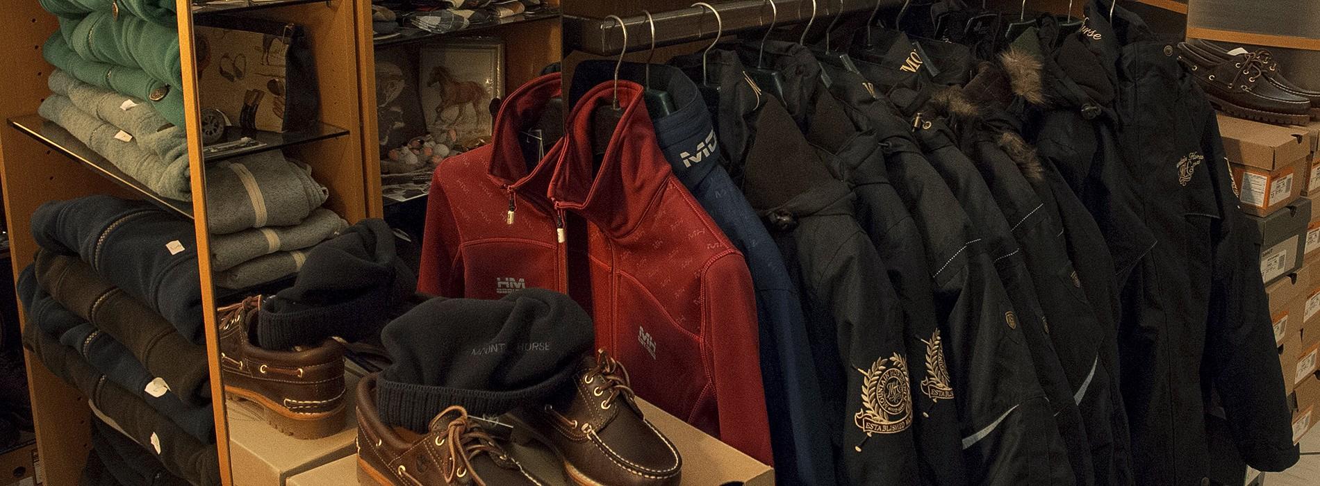 Reitsportbekleidung für jede Größe